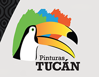 Etiquetas Latas pinturas Tucan