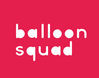 The balloon squad - Branding