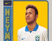 O Team Brasileiro