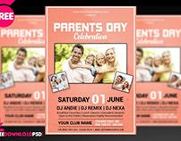 Parents Day Flyer + Social Media