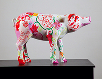 Goddess Pig