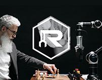 Robot symbol — LOGO FOR SALE