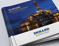 Skilled Offshore Branding