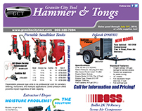 May-July Monument Sales 2016 Granite City Tool Flyer