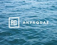 Anyaquae Rebranding - Corporate Identity