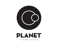 Planet Fusion Studio Logo