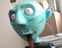 Toy art: Geraldinho Nosferatus