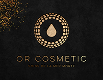 OR COSMETIC - Branding & Webdesign