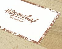 Restaurant Höpershof – Markenkonzeption