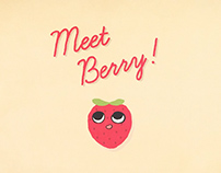 Meet Berry! - Animation