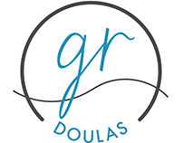 Logo design for GR Doulas