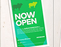Nedbank - New Gobabis Branch Now Open Flyer