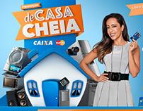 Promoção CAIXA MasterCard®