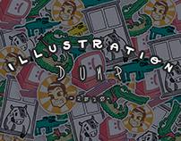 Illustration Dump 2020