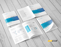 A4 Magazine / Brochure / Catalog Mock-Up