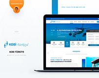 Kobi-Türkiye UI/UX Design
