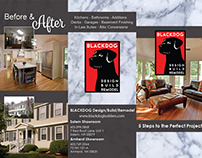 Blackdog - Tri-Fold 5 Steps Brochure Design