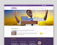 Freebie: Revive WordPress Theme