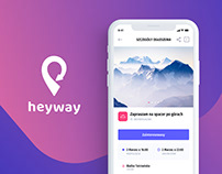 HeyWay - The best meeting app
