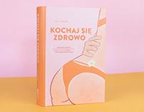 Kochaj się zdrowo BOOK COVER DESIGN