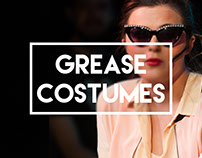 Grease Costume Design [Summer 2014]