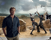 Foxtel Drama: ft. Chris Hemsworth