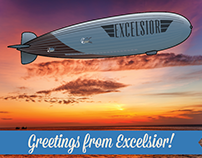 Excelsior Airlines - Branding