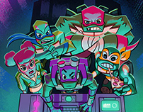 Rise of the TMNT: Sound Off! #2