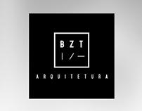 BZT Arquitetura – Identidade Visual