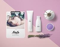 Salon Aneta - branding