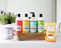 Fresh Thyme Organic Body Care Range