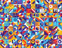'DearPluto' Pattern