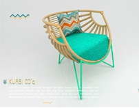 Co'A Easy Chair