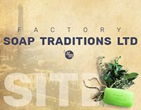 Online catalog for the factory soap traditions LTD