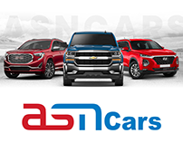 Web Design for ASNCars