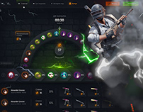 Ascape - gaming / Design by Romanov