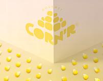 Corn`r - Branding