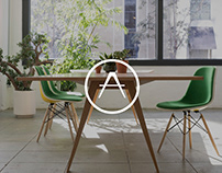 Alfabet Furniture