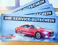 LAYOUT: Service-Gutschein