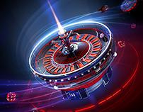 Betfair - space roulette