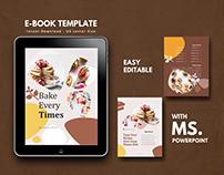 Cake Recipe eBook