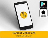 Nagleat Mobile App Design for Android and IOS