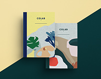 Colab x I Notebooks I Creative Stationery
