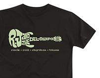 R.J. & The DEL-GUAPOS - T-shirt