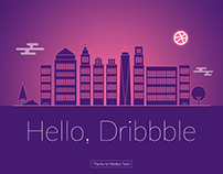 Dribbble Player