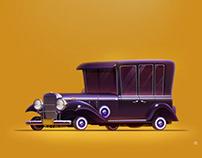 Al Capone's Armored Cadillac