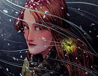 Visiting Writer Series Poster