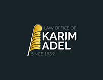 Karim Adel Law Office Logo