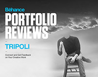 Behance Portfolio Review - Tripoli