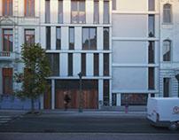 Lagere School Sint-Gillis, Belgium